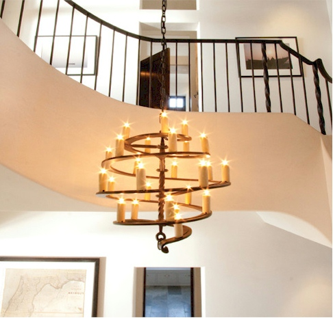 Chandelier Installation, Chandelier Installation, South Carolina